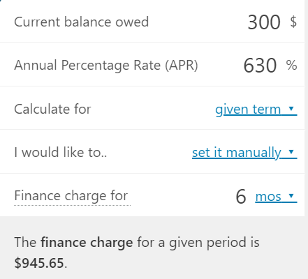 silver cloud financial typical terms